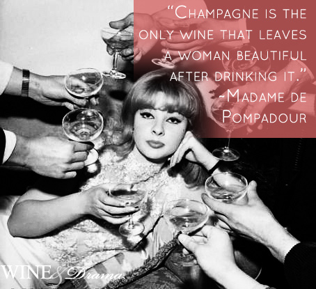 Champagne Quotes – I Love Champagne