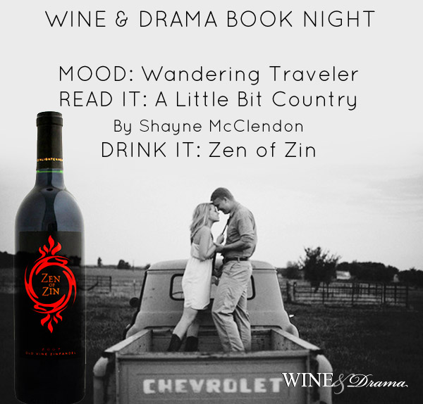 Wine & Drama Book Night- Wandering Traveler