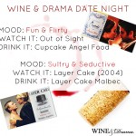 Wine & Drama Date Night