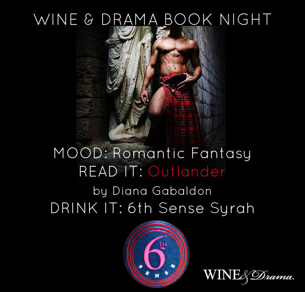 Wine & Drama Book Night- Romantic Fantasy