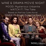 Wine & Drama Movie Night- Mysterious Urbanite