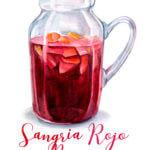 Sangria Rojo | Red Wine Sangria Recipe