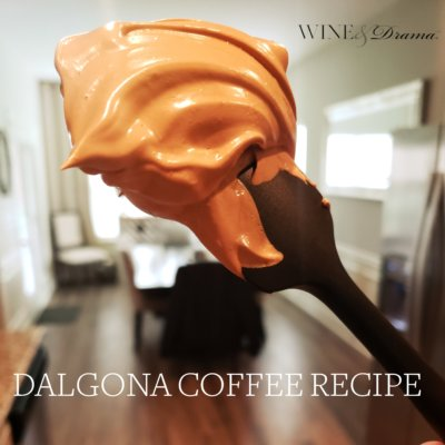 No Starbucks? Try Dalgona Coffee: This 3 Ingredient Coffee Drink Makes the Quarantine a Tiny Bit Easier