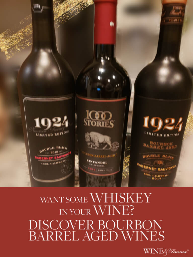 bourbon barrel aged wines