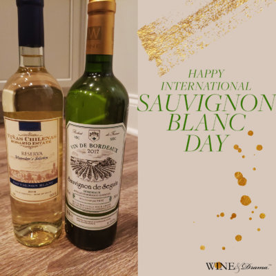 Happy International Sauvignon Blanc Day!