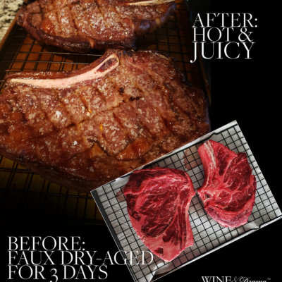 Goddammit That's Going to Be a Good Steak & How to Dry-Age Steak at Home