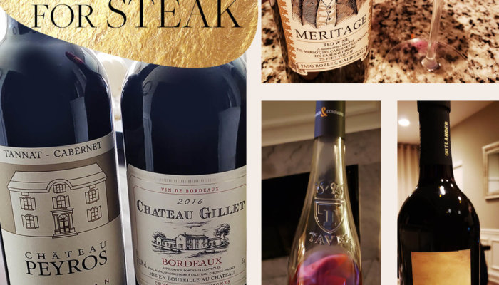 What Are the Best Wine Pairings for Steak?
