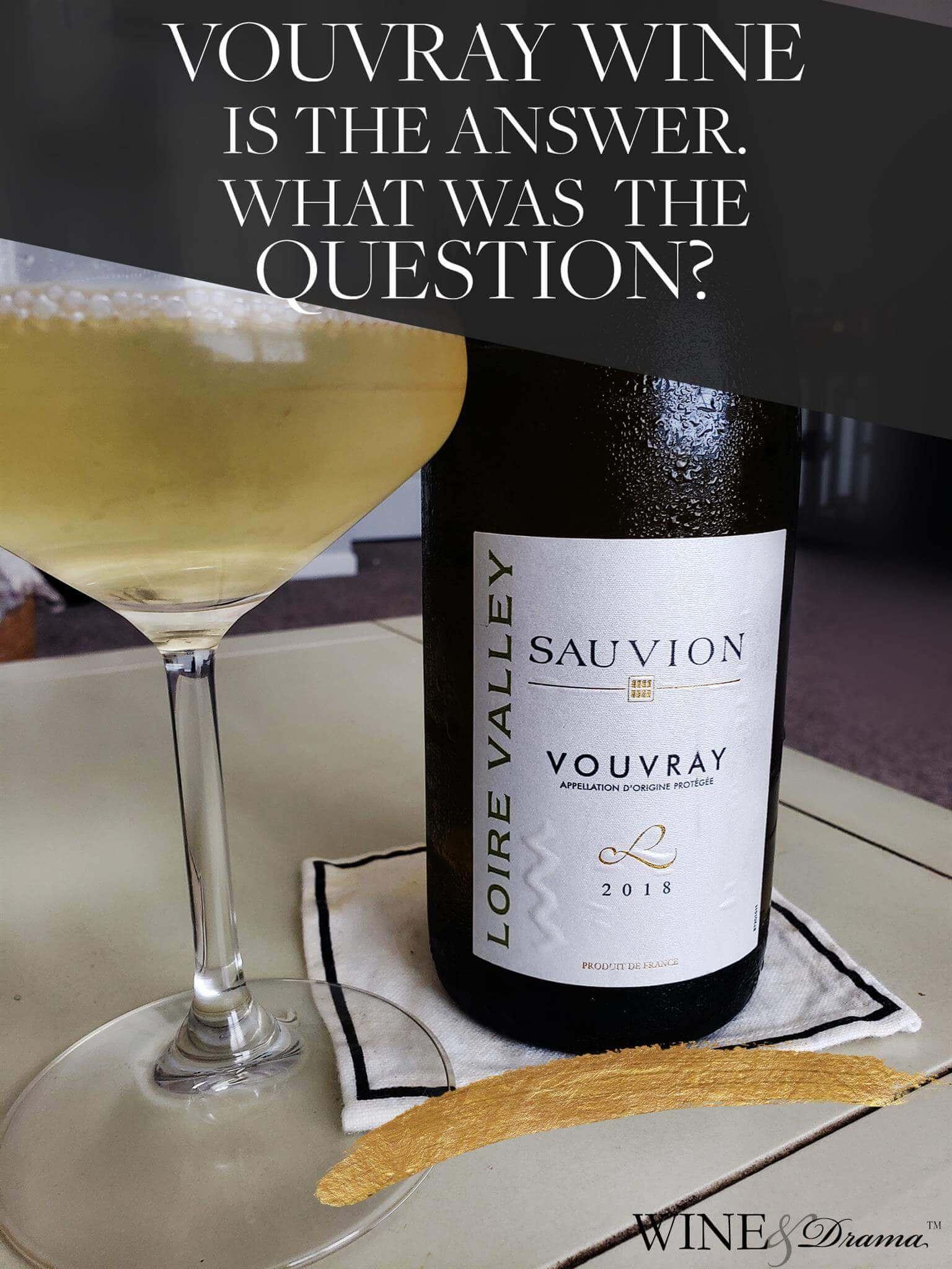 VOULEZ-VOUS VOUVRAY WINE
