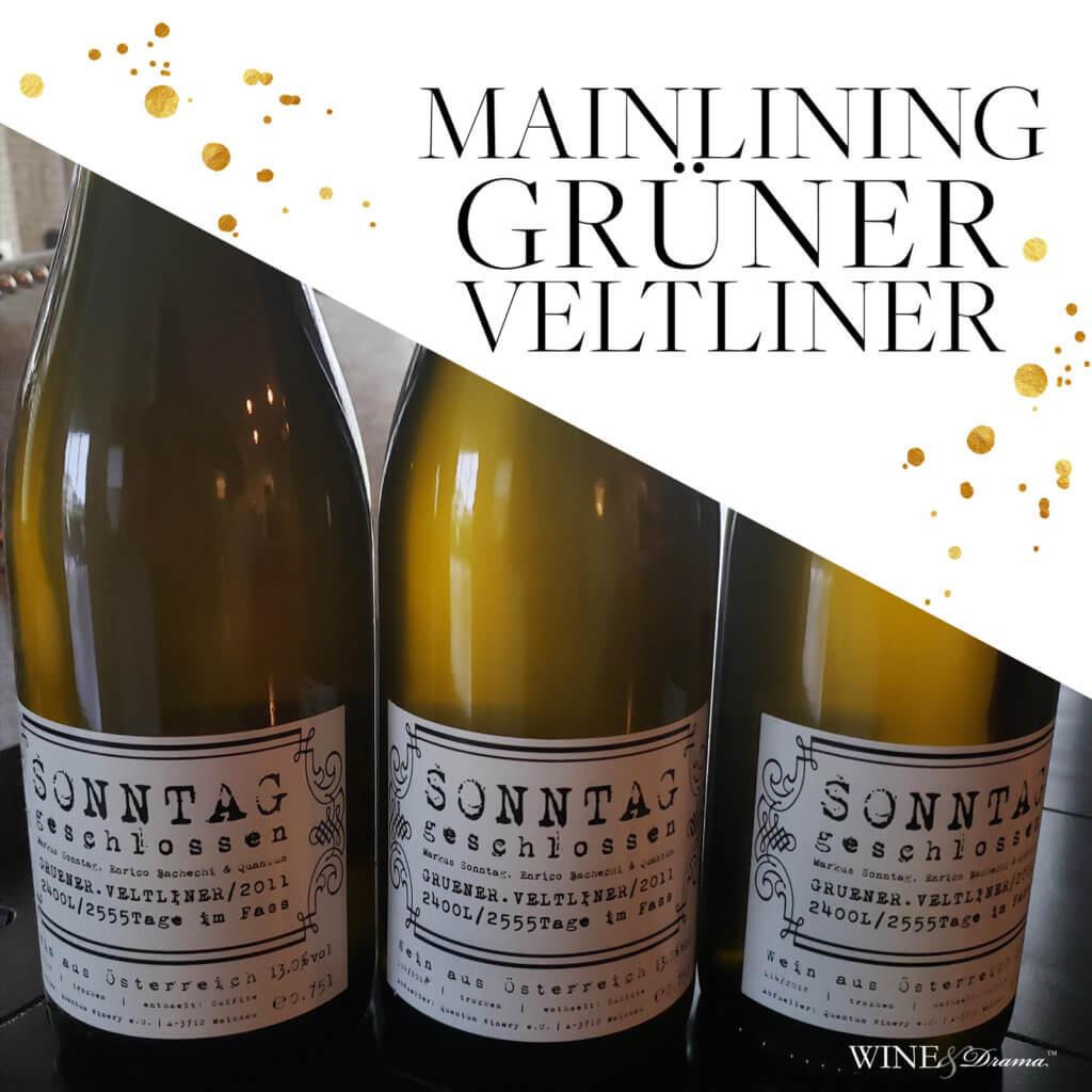 Sonntag Geschlossen Gruner Veltliner Review