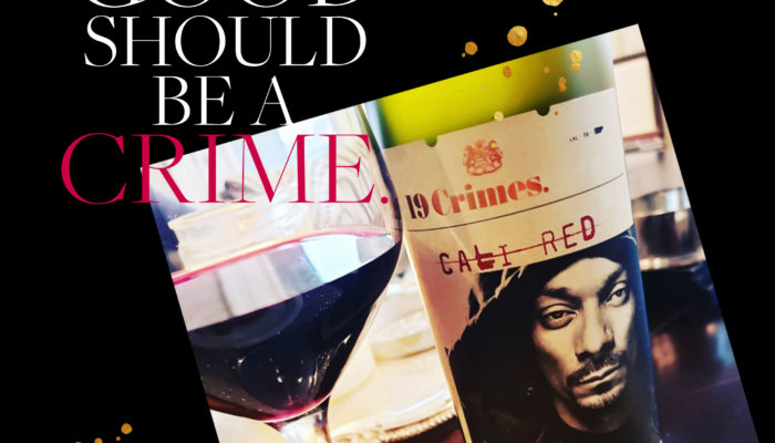 Snoop Dogg's 19 Crimes Cali Red Wine Review  – Wine This Good Is a Crime